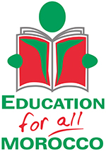 Education For All Morocco website