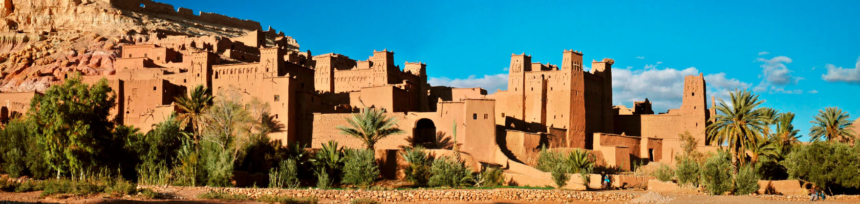 The ksar of Ait Benhaddou
