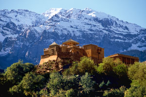 Morocco's premier mountain retreat
