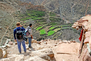 Discover Morocco - Trekking holidays and tours throughout Morocco