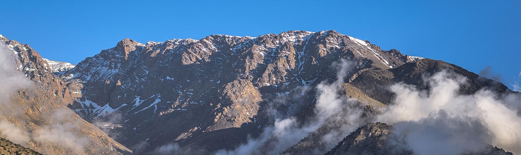The Tazaghart Plateau